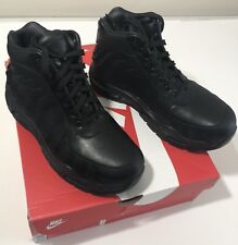 bdaf55eaad15 NIKE AIR MAX FOAMDOME ACG FOAMPOSITE BOOTS BLACK MEN S SIZE 7.5