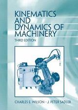 Kinematics and Dynamics of Machinery 3/e International Edition
