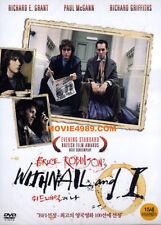 Withnail & I (1987) / Bruce Robinson / Richard E. Grant / Paul McGann / DVD NEW