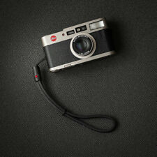Deadcameras Leather Loop Wrist camera strap - For Nikon 35ti, Leica CM & others