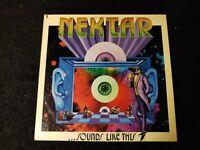 Nektar Sounds Like This Original GERMAN Pressing Vinyl Record LP BDA 7501 1973