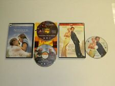 The Notebook & How to Lose a Guy in 10 Days - Romance DVDs