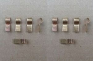 10 OLD SCHOOL GLASS FUSE TAPS! 1960-70's FORD MUSTANG BOSS FAIRLANE TORINO GT