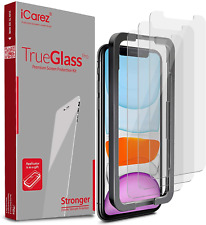Premium Quality Iphone 11 Screen Protector 3 Pack Double Defense Tempered Glass