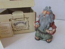 World Of Krystonia Figurine Rueggan #1702 W/Certificate & Box