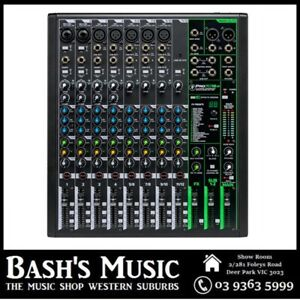 Mackie PROFX12v3 Pro Effects 12 Channel Mixer
