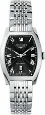 Brand New Longines Evidenza Black Dial Women's Luxury Watch L21424516