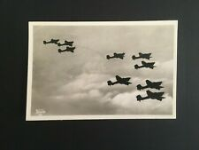 WW2 GERMAN. PHOTO SQUADRON OF JU 87's (STUKAS)-:- VERY NICE ORIGINAL CONDITION.