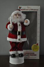 "1990 Telco Motionette Christmas 17"" Santa ~Harmony Music"