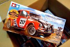 TAMIYA # 58650  RC 1/10  Volkswagen Beetle Rally - MF-01X   NEW BOX