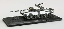 Altaya 1:72 UVZ T-72 M1 Soviet Army 1st Guards Armored Division USSR, 1981