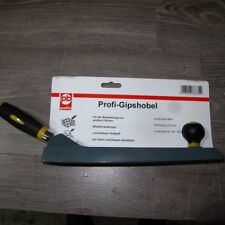348: Profi Gipshobel GPK Hobel Rigips Gipskartonhobel Gipskarton 250 mm NEU