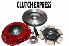AF STAGE 3 CLUTCH KIT+FLYWHEEL 89-95 TOYOTA 4RUNNER&PICKUP 2.4L 22R 22RE
