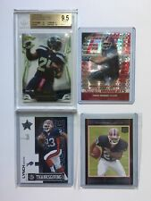 2014 Bgs 9.5,Marshawn Lynch Finest SSP /25 Lot Seahawks, Oakland