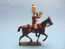 CBG MIGNOT - Soldat de plomb premier empire - Cavalier trompette des gendarmes