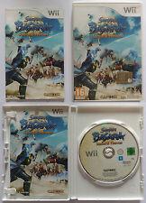 Sengoku Basara : Samurai Heroes - Nintendo WII - Raro Italiano
