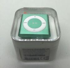 Apple iPod shuffle 4. Generation Mint Grün (2GB) NEU NEW Versiegelt Sealed RAR