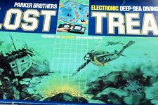 Replacement Parts Pieces Lost Treasure Electronic Board Game 1982 Parker Brother