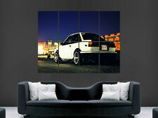 TOYOTA CORROLA AE86  CAR  ART HUGE  LARGE PICTURE POSTER GIANT