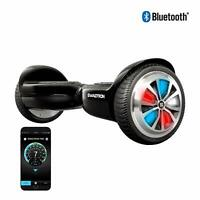 Swagtron Hoverboard for Kids T500 w/App Bluetooth LED Light-Up Wheel Open Box