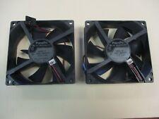 Panaflo 6A23ED-1A New DC Brushless (DV 12 Volts, 0.29 Amps) QTY 2