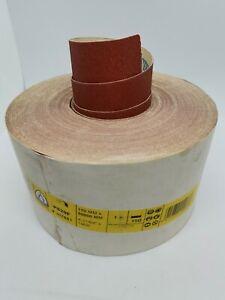 Klingspor Abrasive roll sanding paper  110 X 50000mm 150 Grit PS29F #307881