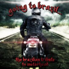 Going To Brazil...The Brazilian Tribute to Motorhead, double cd digipack sealed