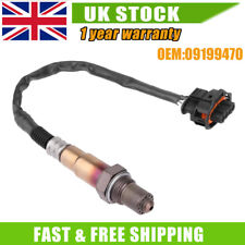 4 Wires Oxygen Lambda O2 Sensor Probe For Vauxhall Opel Corsa C D 1.0 1.2 1.4