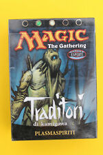 MAGIC KAMIGAWA - Plasmaspiriti ITA [Traditori MAZZO Deck Betrayers MTG] Sealed