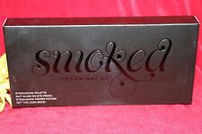 URBAN DECAY SMOKED EYESHADOW PALETTE 10 SHADES PRIMER EYE PENCIL BOXED AUTHENTIC