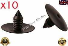10x Renault Wheel Arch Liner/ Splashguard Lining Spruce Fir Tree Clips 35mm Head