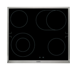 AEG HE604060XB - Cooktop - Stainless Steel