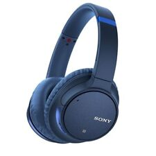Sony WH-CH700N Bluetooth Wireless Noise-Canceling Headphones Blue NEW from Japan