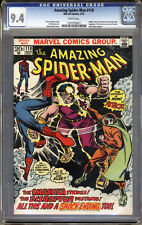 Amazing Spider-Man #118 CGC 9.4 NM WHITE Pages Universal CGC #1203703021