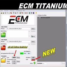 New Ecm Titanium new drivers added+CHECHKSUMS 150