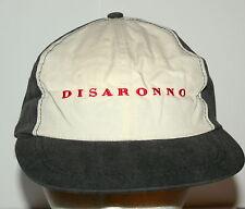 Vintage Promo Disaronno Liquor Ad Bartender Baseball Cap Hat New OSFM Womens