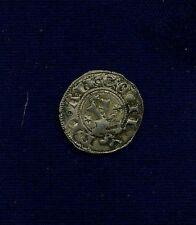 "ITALY / ITALIAN STATES ANCONA REPUBLIC 13th-14th CENTURY ""GROSSETTO"" COIN, XF/AU"