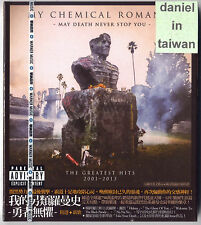 My Chemical Romance: May death never stop you The greatest Hits (2014) CD TAIWAN