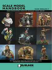Mr Black Publications Scale Model Handbook:Figure Modelling (17) Paperback Book