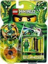 LEGO Ninjago 9574 Lloyd ZX (All Pieces and Cards!) no original box
