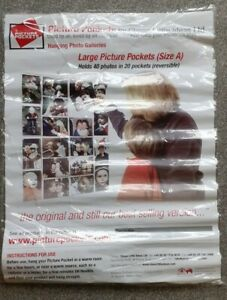 WALL HANGING LARGE SIZE A PICTURE POCKETS BY CLEVER LITTLE IDEAS LTD
