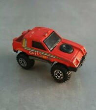 HOT WHEELS 4X4 JEEP BELL #15 Vintage Red Die-Cast Truck 1984 Rare Car