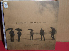 Longwave - There's a Fire Advance Music PROMO CD Rare ROCK