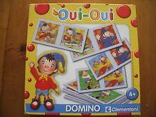 jeu de dominos oui oui