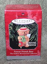Hallmark Keepsake Forever Friends Bear Ornament 1998
