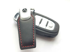 MERCEDES KEYRING LEATHER KEYCHAIN SUPERB QUALITY A CLASS, C,E,S CLASS, AMG Sport