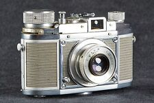 Rare - Saraber Goslar Ditto Finetta 99 35mm Film Camera w/ Dittar 45mm F2.8 Lens