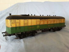 Wooden O Scale Model Train Carriages
