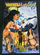 """Vampirella Monthly #26 (2000) Vs. Lady Death """"The End"""" NM G122"""
