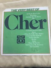 THE VERY BEST OF CHER, UA-LA237; EXCELLENT